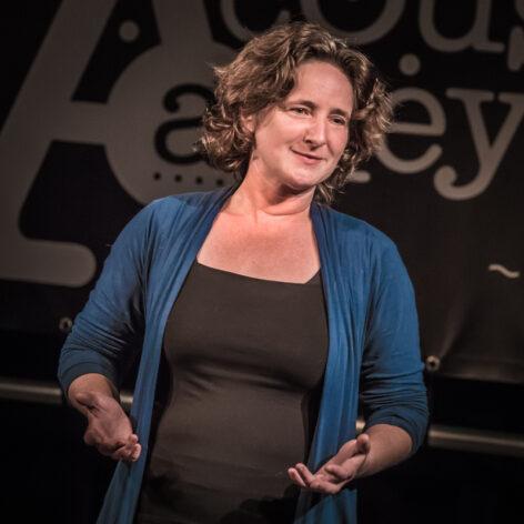 Esther Kornalijnslijper Verhalenverteller